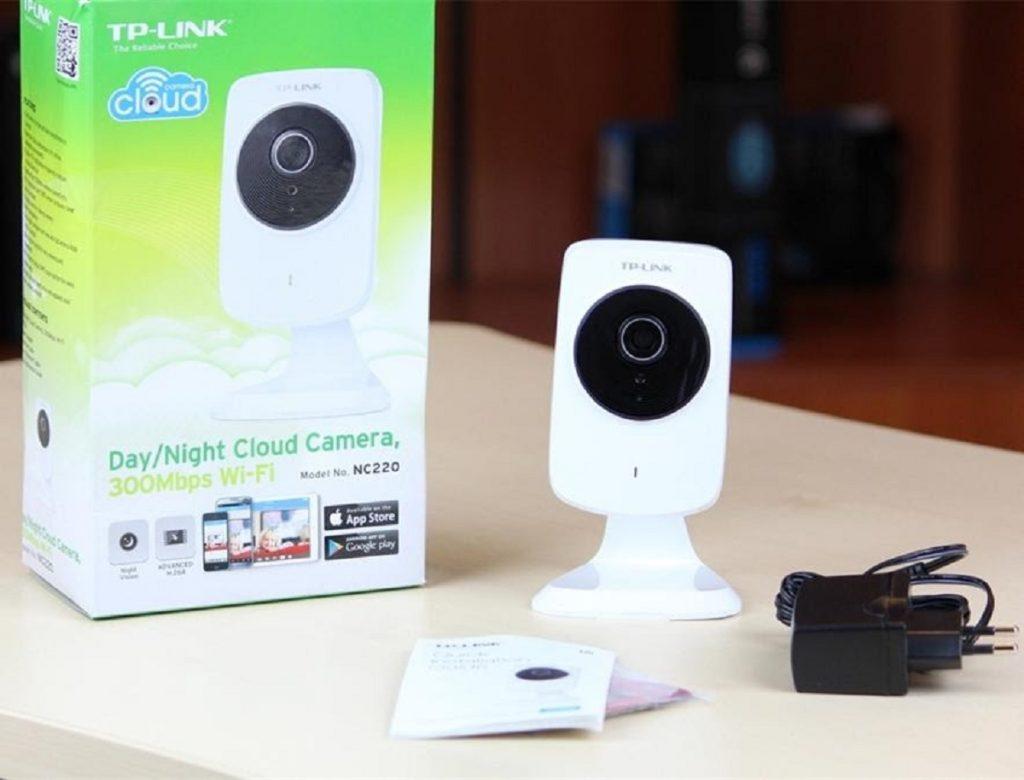Telecamera wi-fi TP-Link NC220