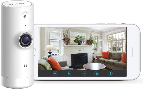 D-Link DCS-8000LH Mini Telecamera Wi-Fi