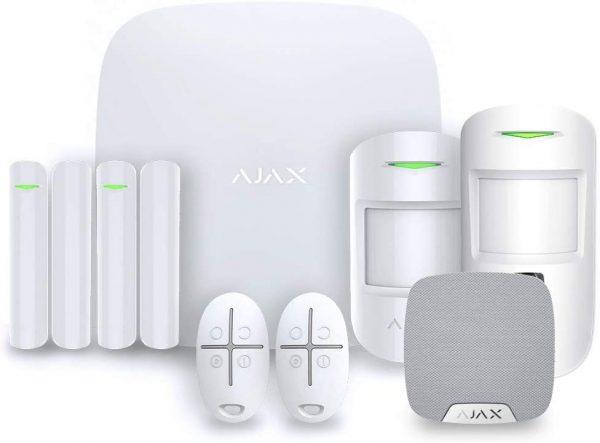 AJAX Kit di Allarme Professionale Wi Fi