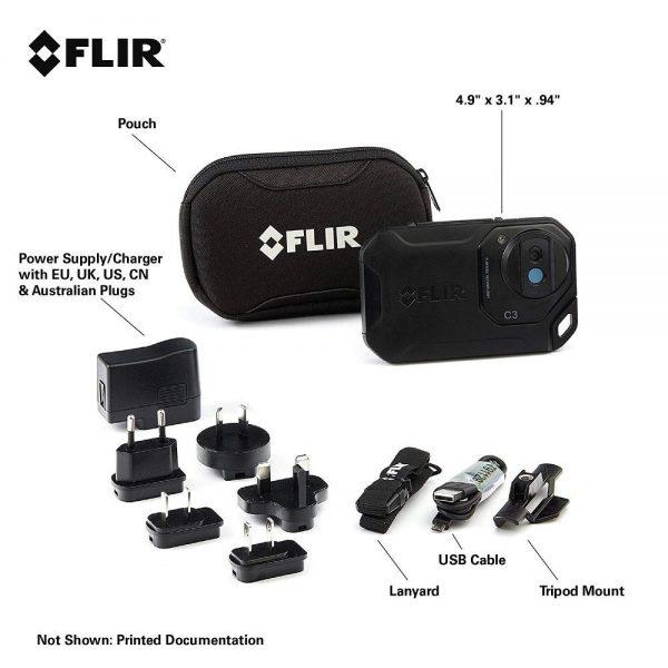 Flir C3 Termocamera