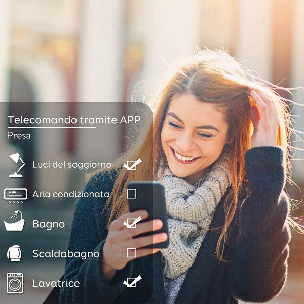 Presa Smart Maxcio Intelligente WiFi