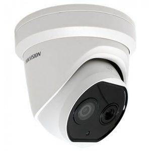Termocamera Dome Hikvision-4