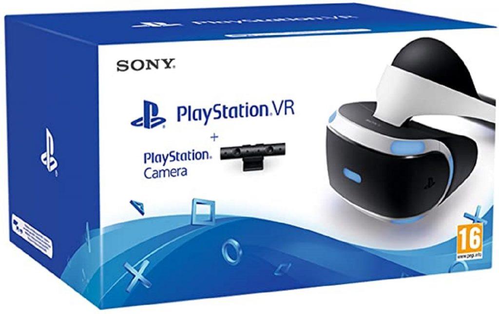 Visore PlayStation VR