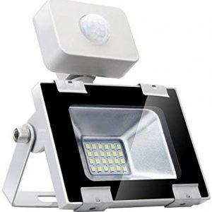 shinning-star Faretto a LED con sensore di movimento, IP65