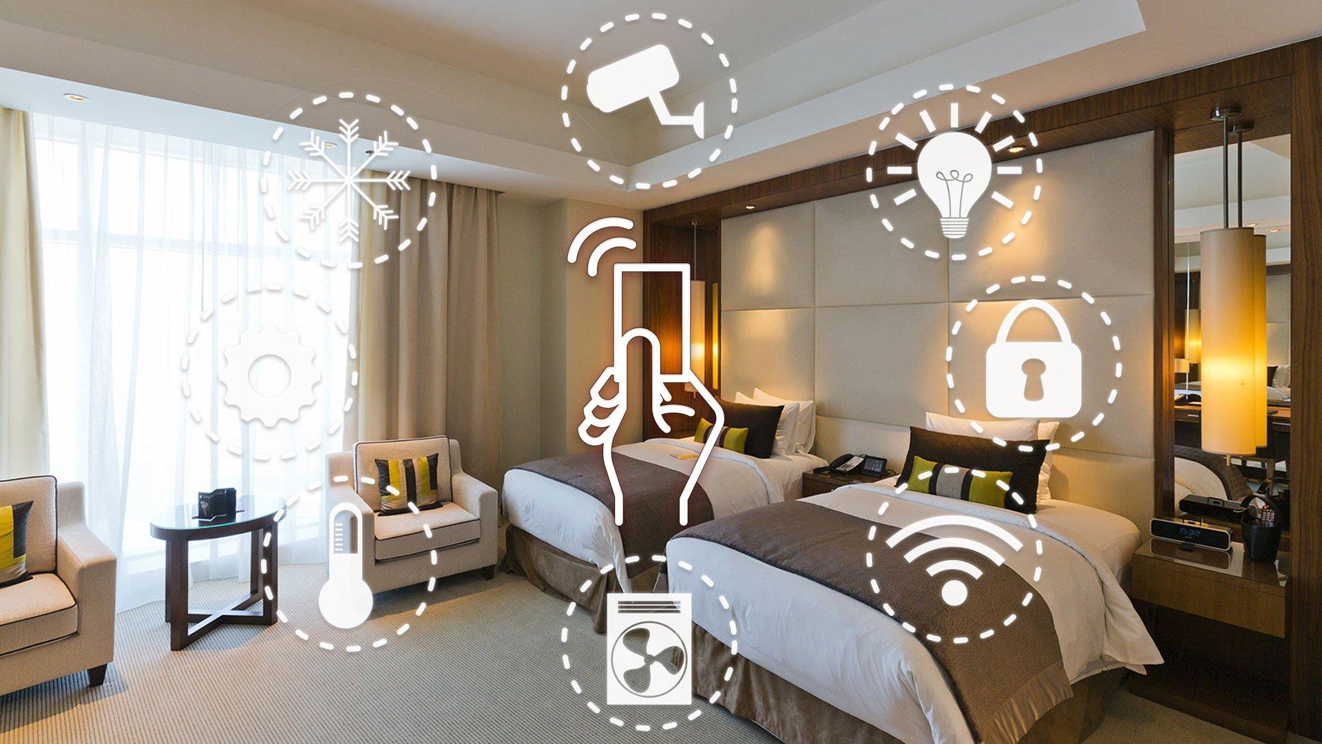 Domotica Per Hotel e B&B - Idee Intelligenti per la Tua Attività