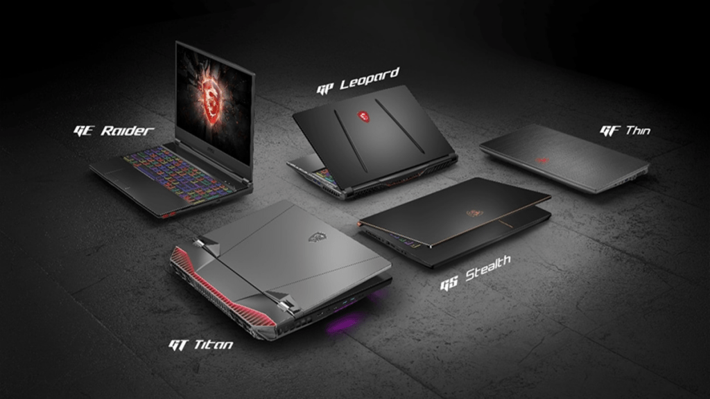 Laptop-MSI-Gaming