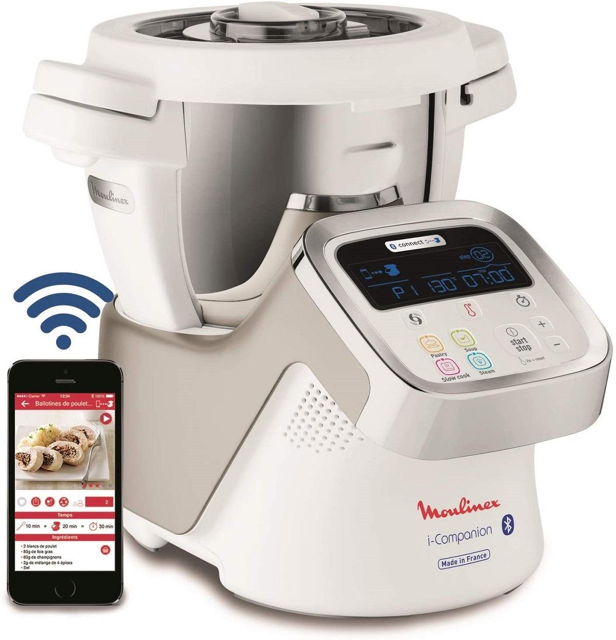 Robot da Cucina Moulinex HF900110 i-Companion - La Guida con Consigli, Prezzi e Recensioni