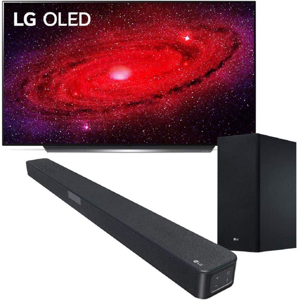 Smart TV LG 55 OLED55CX6LA