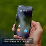 Videocitofono Wifi Arlo AVD2001HD - Audio 2 vie, Visione Notturna