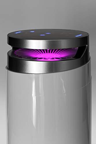 Purificatore d'Aria Smart con WiFi e App Bimar - Efficiente e Silenzioso