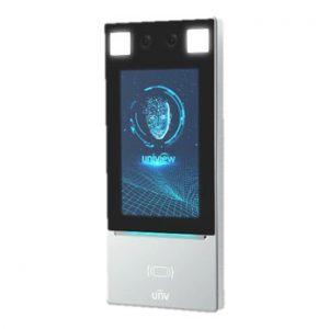 Controllo Accesso Tornelli e Terminale di misurazione temperatura Uniview