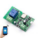 Módulo Relé Wifi funzionante con Alexa/Google Home/Sonoff/Ewelink/IFTTT