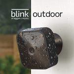 Telecamera Videosorveglianza HD - Blink Outdoor - Senza fili e Resistente alle intemperie