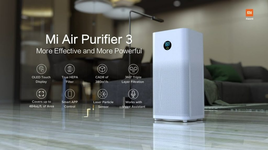 Purificatore d'aria Xiaomi