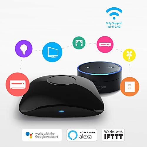 Telecomando universale - IR e RF BroadLink RM4 Pro