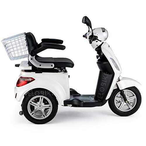 Elektromobil Scooter Triciclo Elettrico per anziani e disabili