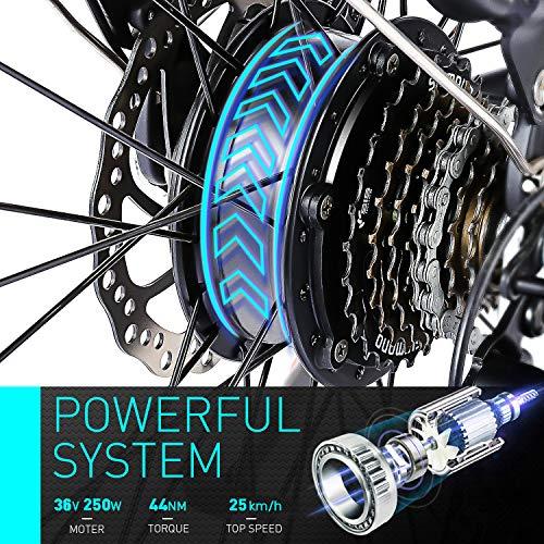 Macwheel Cruiser 550 Bici Elettrica - Adulto Unisex