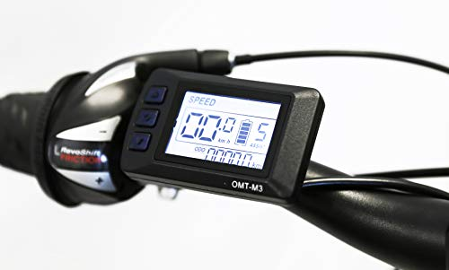 Nilox X6 eBike - Bicicletta Elettrica Unisex per Adulto
