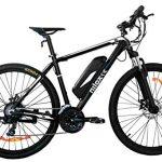 Nilox X6 eBike - Bicicletta Elettrica Unisex per Adulto, Black And White
