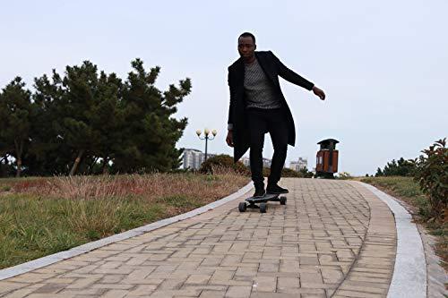 RCB-Skateboard-Elettrico-con-4-Ruote-Skateboard-con-Telecomando-Motore-Potente-Longboard