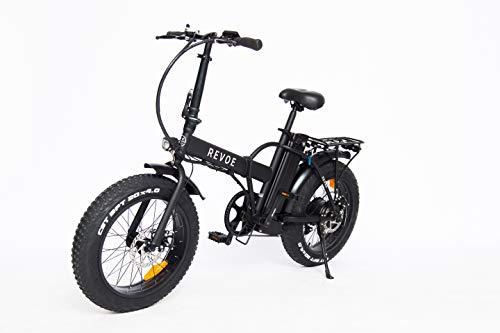 Revoe 551691 Dirt Vtc 20' - Bicicletta Elettrica Pieghevole