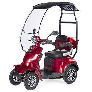 Scooter Elettrico Veleco 4 Ruote per Disabili e Anziani